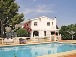 Holiday home Partida Mollons